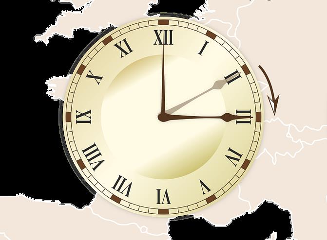 Cambio de Hora en Canarias