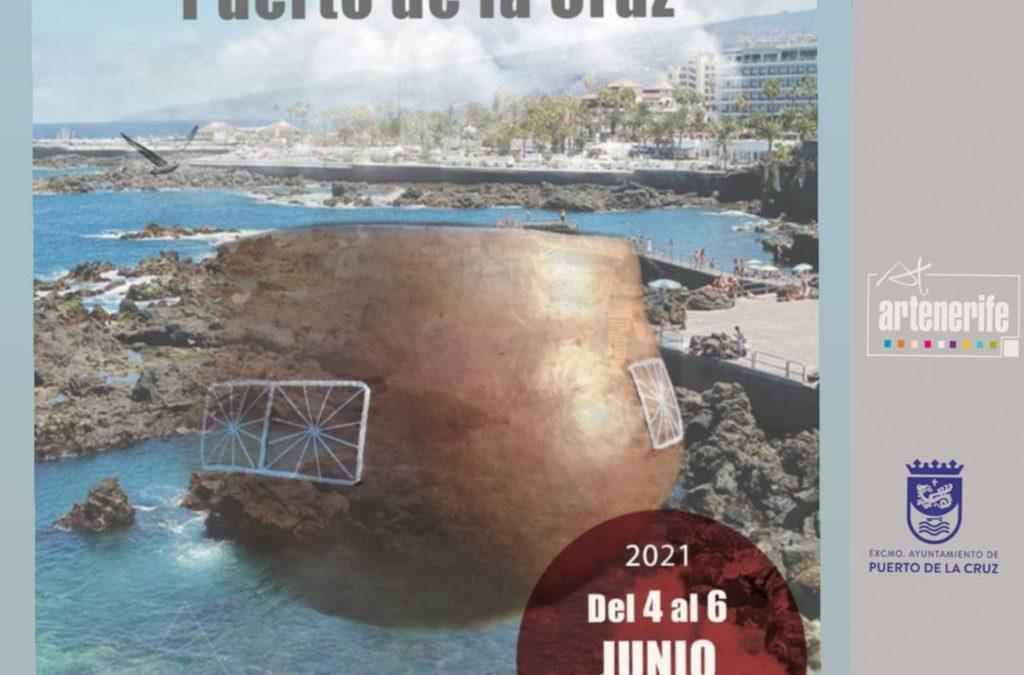 VIII FERIA INSULAR DE ARTESANIA EN EL PUERTO DE LA CRUZ, DEL 4 AL 6 DE JUNIO.