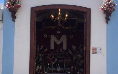 Y los vecinos hicieron sus monumentos del ¡Dia de la Cruz!