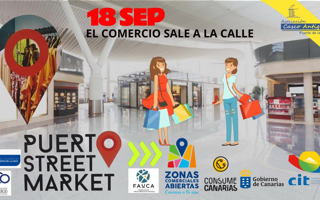 ¡¡¡Puerto Street Market!!!